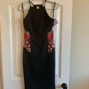 NWT Womens Black Dress